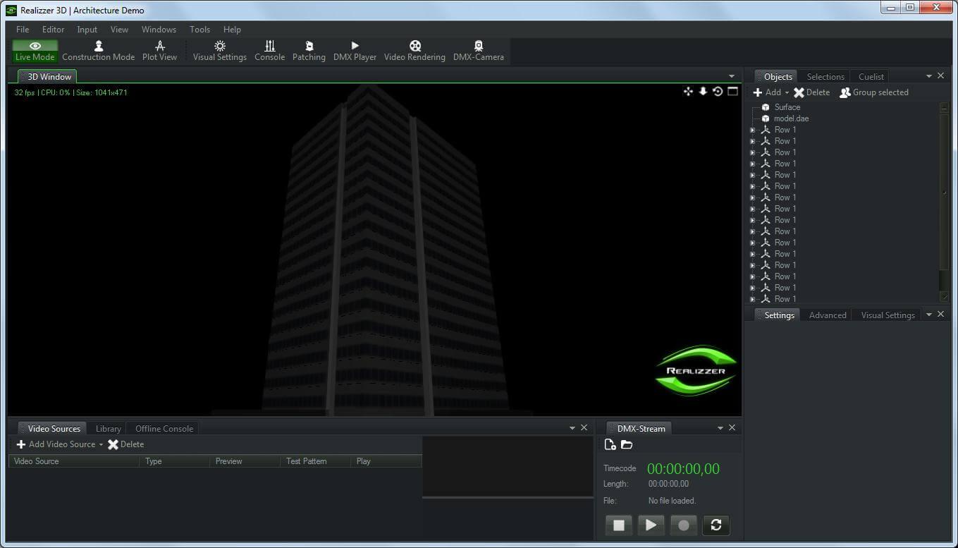 Realizzer 3D 1.9 Studio License key