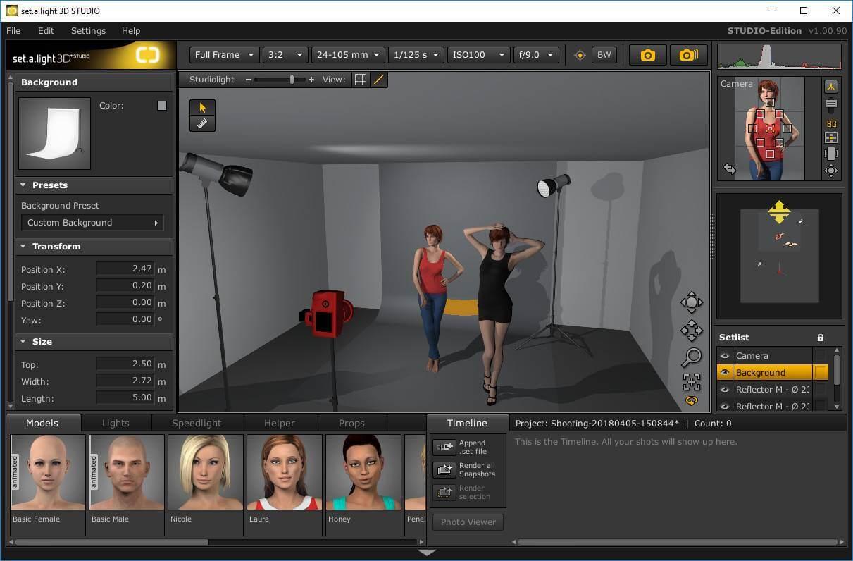 Realizzer 3D 1.9 Studio Crack