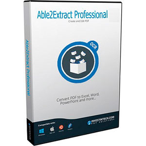 Able2Extract Professional 16.0.7.0 Crack + Key Full Version 2021 [Latest]