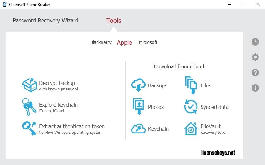 Elcomsoft Phone Breaker 9.65 Crack Free License Key Download [Updated]