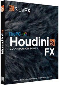 SideFX Houdini FX 19 Crack & License Key Portable (2021)