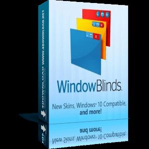 Stardock WindowBlinds 10.87 Crack + Product Key Full 2021 Latest (x64)