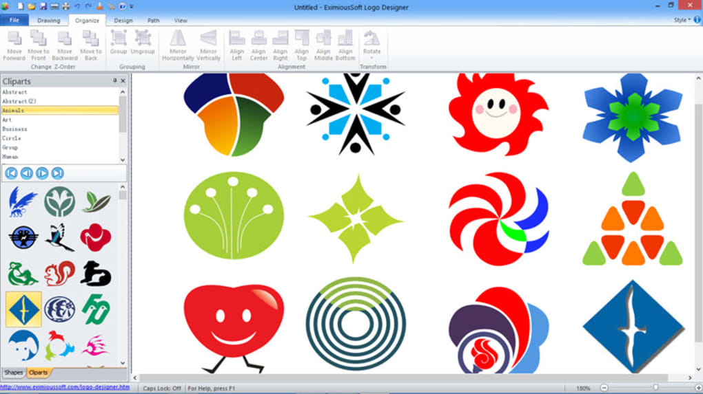 Eximioussoft Logo Designer Pro 3.92 Crack + License Key Full Version