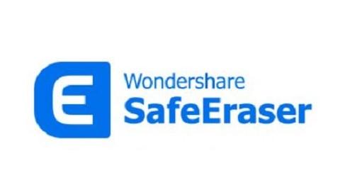 Wondershare SafeEraser 4.9.9.14 Crack + Serial Key 2022 (Latest)